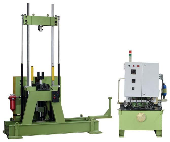 Servo-Controlled Endurance Testing Machine