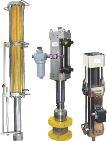 Servo Hydraulic Dynamic / Static Actuator