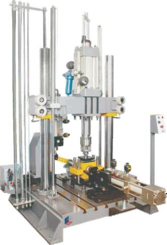 Bogie Loading and Test Press